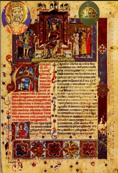 kepes kronika szent korona