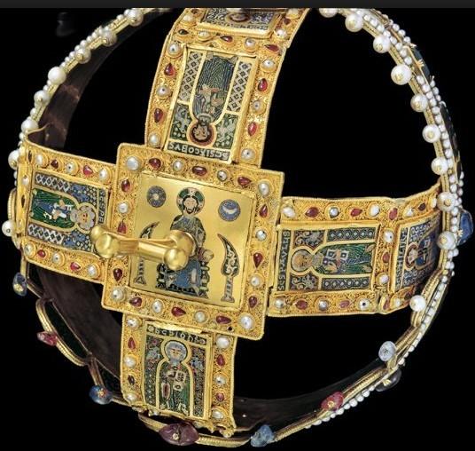 kereszt pant szent korona mag népe