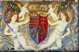 angyalká címer szent korona